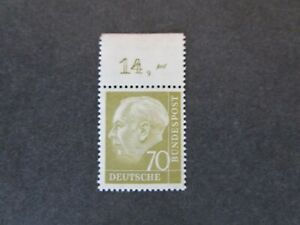 Deutschland BRD 1954 Mi. 191 **
