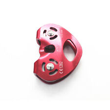 25kN Double Speed Pulley/Zipline Trolley Fast Speed For Climbing&Rescue Lifting