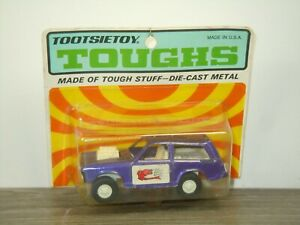 Vega Wagon Sport Ranch - Tootsietoy Toughs USA in Box *47960
