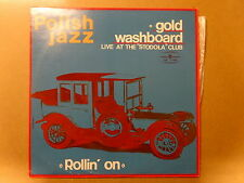 "LP 12"" / GOLD WASHBOARD: LIVE AT THE STODOLA CLUB 