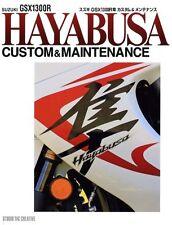 Suzuki Hayabusa Custom & Maintenance Book