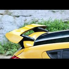Rear Roof Wing Spoiler Unpainted Parts For Hyundai Veloster Turbo 2012~2014+