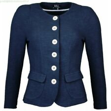 ML Collections Blazer Blue Size UK Size 10  rrp £97.81   SA079 LL 09