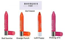 Bourjois Lipstick Crayon Color Boost Jumbo Stick -10 Hours Hold-Choose Shade