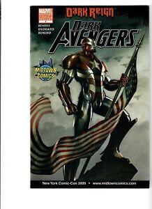 Dark Avengers #1 Adi Granov Variant 1st Dark Avengers NM