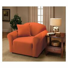 MADISON JERSEY STRETCH FURNITURE SLIPCOVER,CHAIR