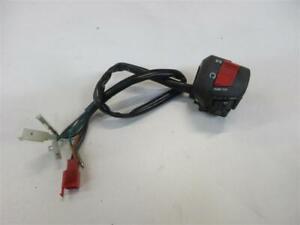 Sym XS 125 K Interrupteur de Guidon à Droite Armature Direction Commutateur