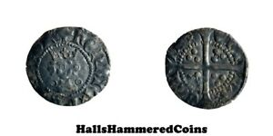 Henry VI Halfpenny - Annulet Issue, Calais Mint (HHC4118)