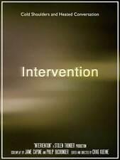 INTERVENTION Movie POSTER 27x40 David Razowsky Paul Vaillancourt Phil Proctor