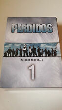 """DVD """"PERDIDOS 1 PRIMERA TEMPORADA"""" 8 DVD EN MUY BUEN ESTADO"""