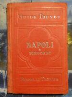 GUIDE TREVES - NAPOLI E DINTORNI - 1895
