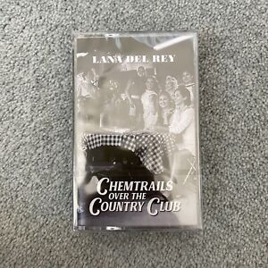 Lana Del Rey Chemtrails Over The Country Club Black Cassette
