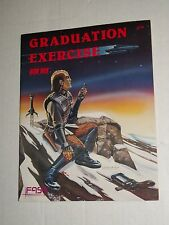 Vintage FASA Star Trek Role Playing Game GRADUATION EXERCISE Adventure 2216