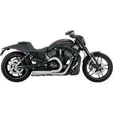 Vance & Hines Harley-Davidson Dyna  2-Into-1 Black Full System