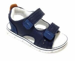 Balducci 1991001L Blu Sandalo da Bambino Blu in Pelle