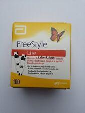 FreeStyle Lite Teststreifen  1 x 100 ST NEU OVP
