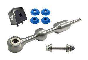 Torque Solution Short Shifter & Shifter Bushing Kit Fits Genesis Coupe 2010-2011
