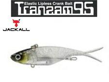 Jackall Transam 95 soft bait lipless crankbait lure;silver flake