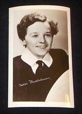 Freddie Bartholomew 1940's 1950's Actor's Penny Arcade Photo Card