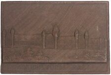 1876 Philadelphia Centennial Exposition Agricultural Hall Wood Medal Plaquette