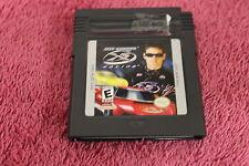 Jeff Gordon X2 Racing (RARE) For Nintendo Gameboy