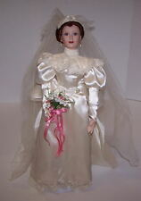 Ashton-Drake Galleries - Bettys 1930s Wedding Dress Doll - This Day Forward 1994