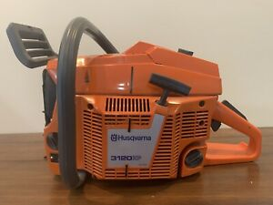 HUSQVARNA 3120XP CHAINSAW POWERHEAD. PERFECT FOR MILLING LARGE SLABS.