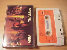 ABBA - THE VISITORS - Tape/Cassette - Made in Holland - POLYDOR