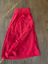 Under Armour Red Shorts -Sz Small