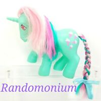 My Little Pony Vintage Twinkle Eye TE Unicorn Fizzy 1985 G1 Hasbro MLP Ponies