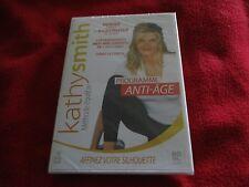 """DVD NEUF """"PROGRAMME ANTI-AGE - KATHY SMITH (METHODE EQUILIBRE)"""" fitness"""