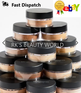 Bare Minerals Foundation SPF15 Powder Various Shades - UK SELLER Fast Dispatch
