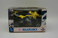 New Ray 1/12 - Quad ATV SUZUKI