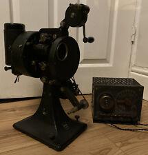 Stunning Rare Vintage Vitesse Model UB 16mm Cine Film Projector & Transformer
