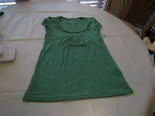 original Aeropostale Small S T shirt TEE NWT green juniors womens NEW ladies