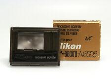 NIKON SCHERMO DI MESSA A FUOCO / FOCUSING SCREEN F-801/N8008 ( NUOVO )