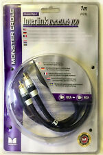 Monster Cable Digital Interlink Datalink 100 Coaxial Audio Interconnect 1m/3.3ft