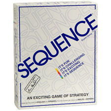 Sequence - Strategy Board Family Game NEW