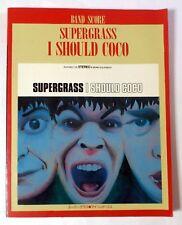 SUPERGRASS I SHOULD COCO BAND SCORE JAPAN GUITAR TAB