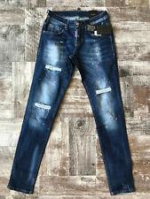 "NEW Dsquared Slim Jean Jeans Waist 35"" / Inseam 33"" SIZE 54"