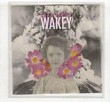 (IF533) Wakey Wakey, Overreactivist - 2015 DJ CD