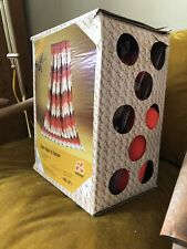 70s Ripple Afghan Crochet Kit With Yarn