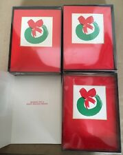 Brand New In Box Vintage Christmas Holiday Greeting Cards 49 Total Pat Farrell