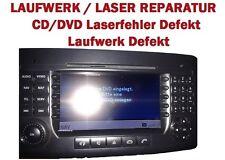 Mercedes Benz DVD-Laufwerk Laser Reparatur für APS NTG1 NTG2 Command 2.0 und 2.5