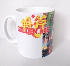 Golden Axe-Taza de Café Taza-SEGA-MEGA DRIVE-GENESIS-Retro Gaming