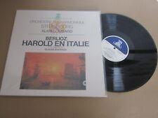 ALAIN LOMBARD / BERLIOZ  ..HAROLD EN ITALIE