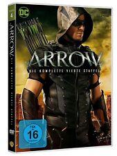 Arrow - Die komplette vierte Staffel [5 DVDs](NEU/OVP) 23 Episoden - 976 Min.