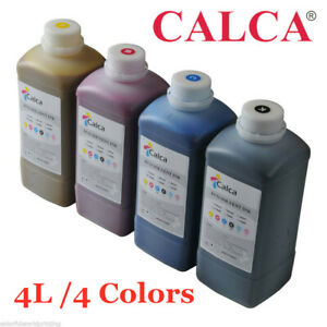 Hotsale! Calca Compatible Roland ECO Solvent Ink -4L /4colors