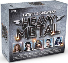 Various Artists : Heavy Metal CD (2014) ***NEW***