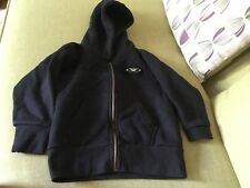 Armani Jeans Black Hoody Age 3-4 Years